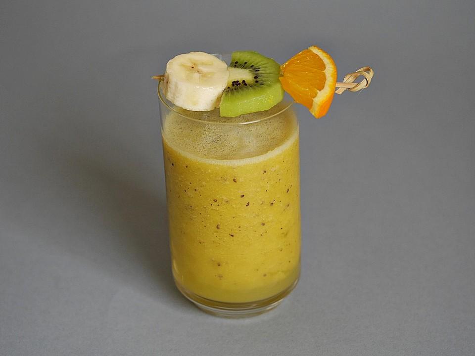 Trinke diese 4 Smoothies zum Frühstück und verliere Gewicht wie verrückt