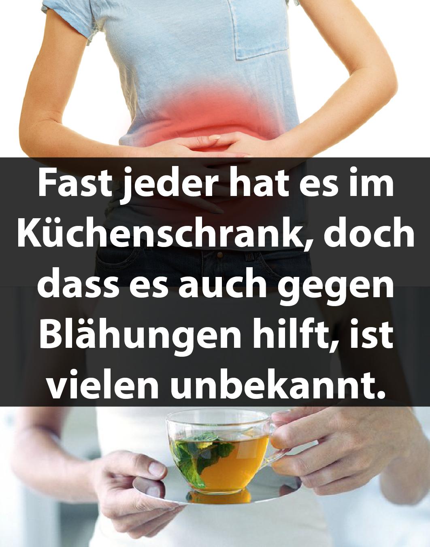 Darum ist Minze das beste Mittel gegen Bauchschmerzen.