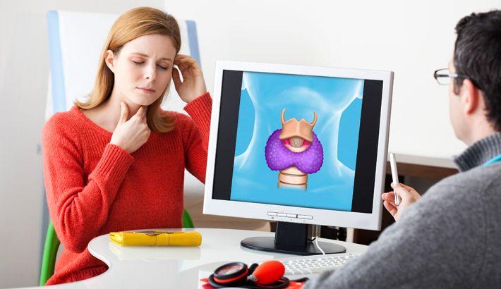Schilddrüsenkrankheit erkennen