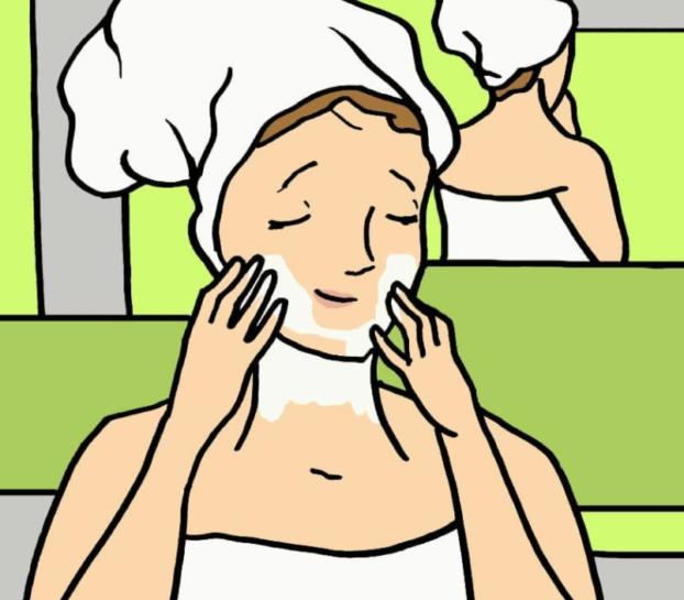 Wie du einen faltigen Hals verhinderst