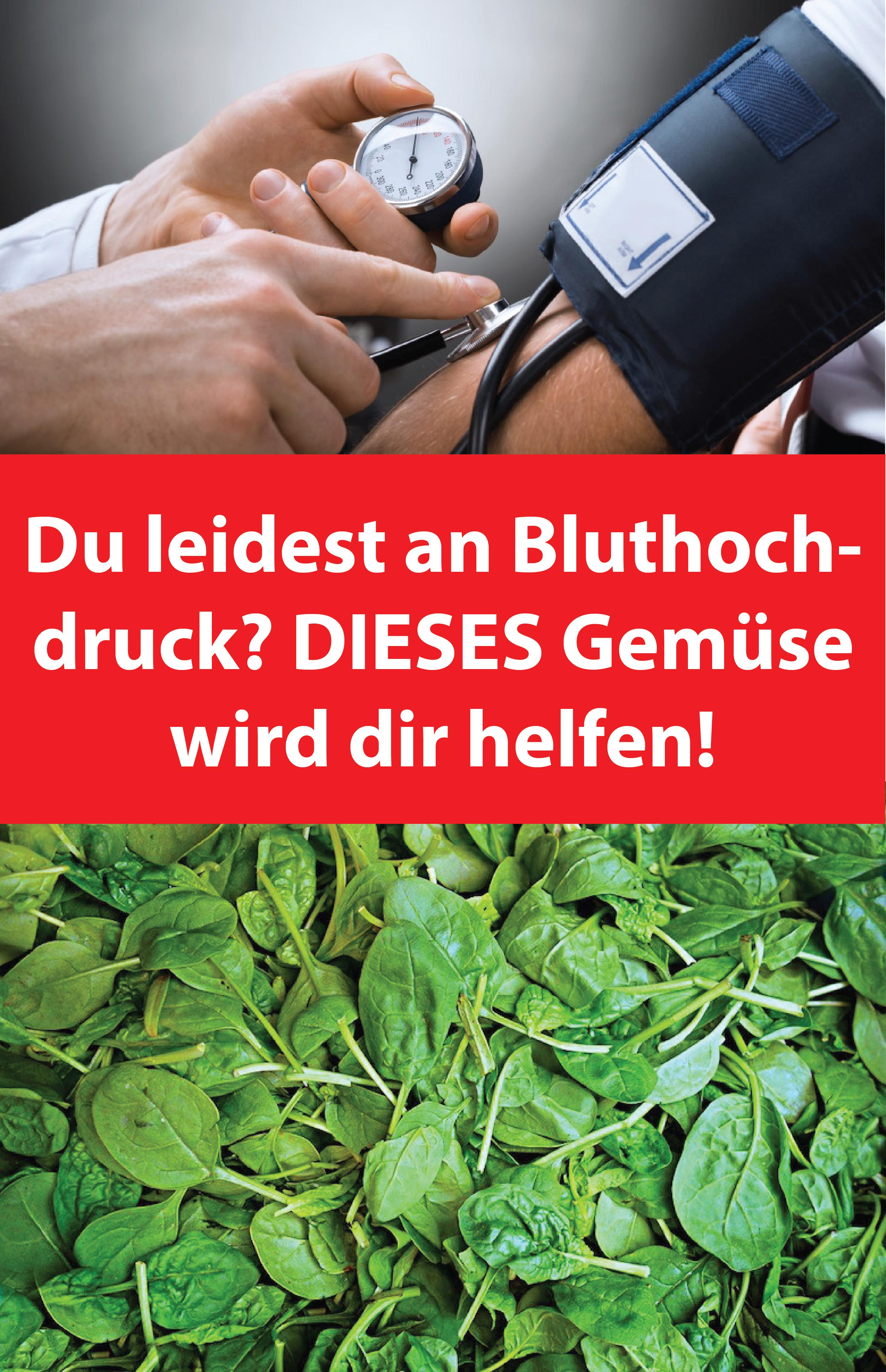 Du leidest an Bluthochdruck? DIESES Gemüse wird dir helfen!width=