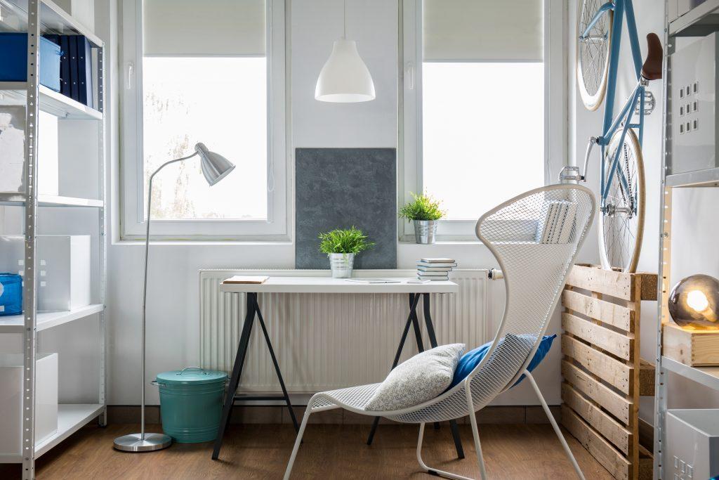 Kleine Räume platzsparend einrichten: Verblüffend einfach ...
