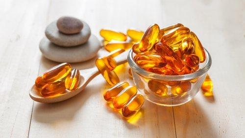 Vitamin E für schwache und brüchige Nägel