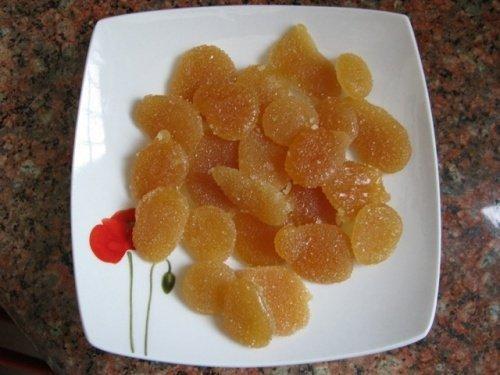 Hustenbonbons mit Zitrone und Honig