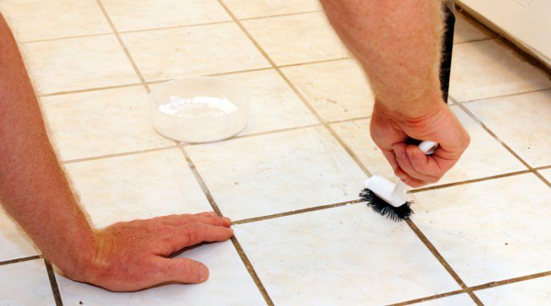 fliesenfugen reinigen mit diesen tipps strahlt jeder. Black Bedroom Furniture Sets. Home Design Ideas