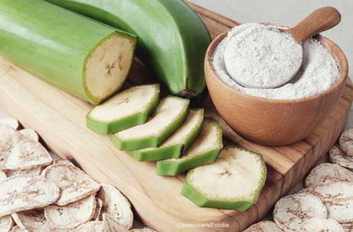 Superfood Bananenmehl - glutenfrei mit hochwertigen Inhaltsstoffen
