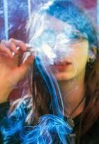 Besenreiser durch Nikotin