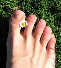 Fußcreme ist Urlaub für die Füsse