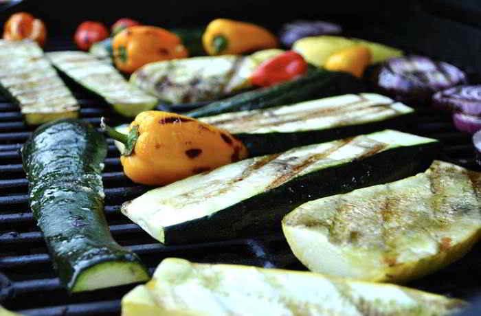 Gegrilltes Gemüse - gesund und lecker, so wird´s perfekt