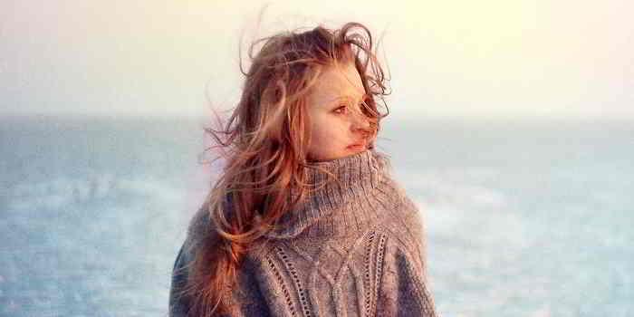 Trockene Haut im Winter