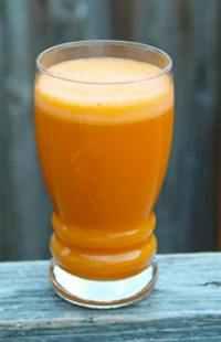 Karottensaft senkt den blutzucker