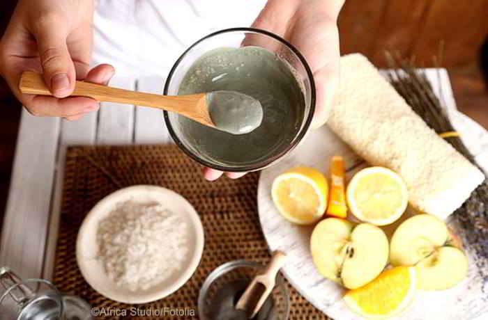 Zitronen Kosmetik selber herstellen - für Haut, Haar und Mundhyniene