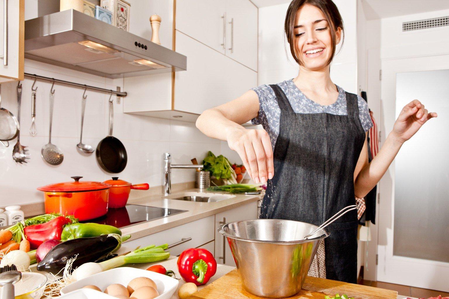 Wie man Gemüse appetitlich kocht