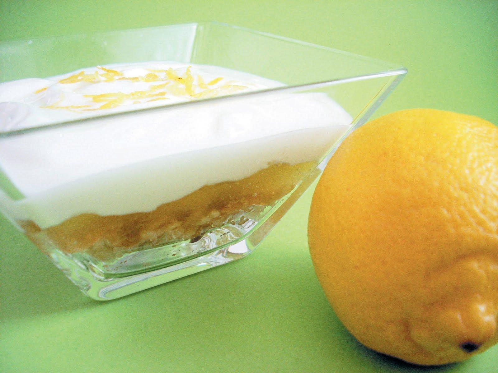 Rezept für hausgemachten Zitronenkuchen