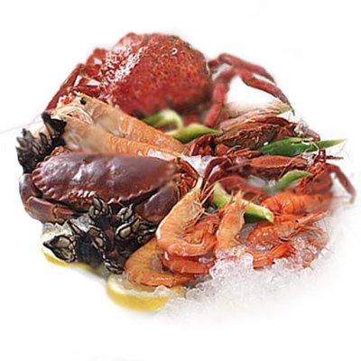 Köstliches und einfaches Meeresfrüchtecreme-Rezept