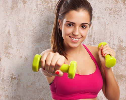 Wie kannst du deine Arme auf einfache Weise verlieren?