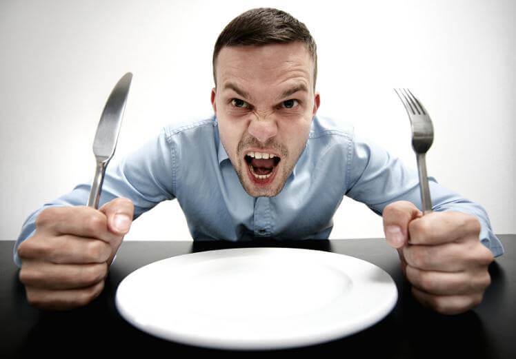Was sind die Schritte in einer intelligenten Diät?