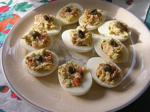 Leckere Rezepte mit Eiern