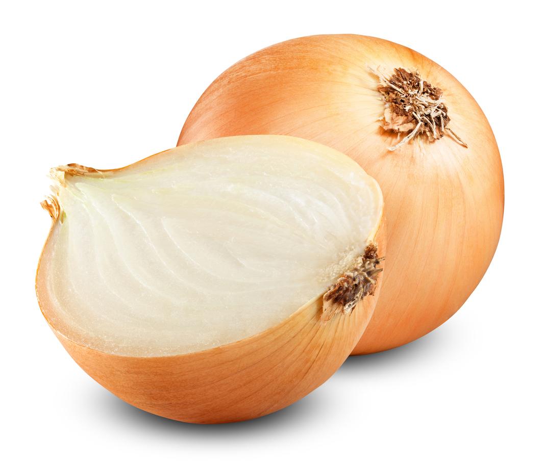 Reibe eine Zwiebel in deinen Nacken und du wirst die meisten Krankheiten besiegen