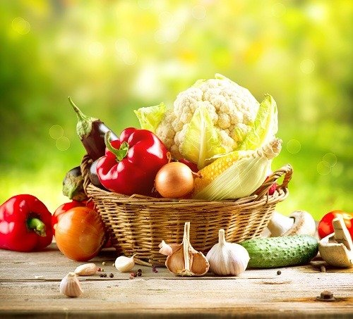 Vegetarische Rezepte ideal zum Abnehmen
