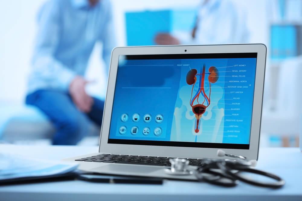 Nierenkolik: Ursachen und Symptome