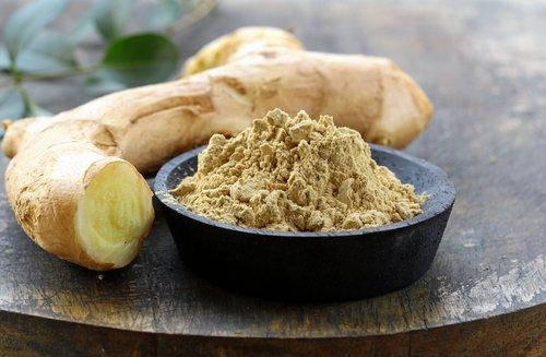 Ingwer und Zitrone, eine perfekte Kombination, um Gewicht zu verlieren
