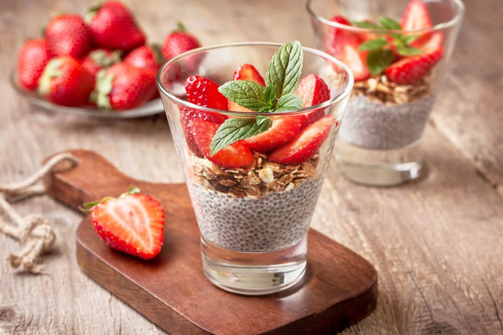 4 ideale Desserts für Diabetiker