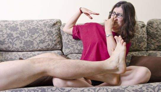 10 Natürliche Hausmittel gegen Fußgeruch - Hogmag